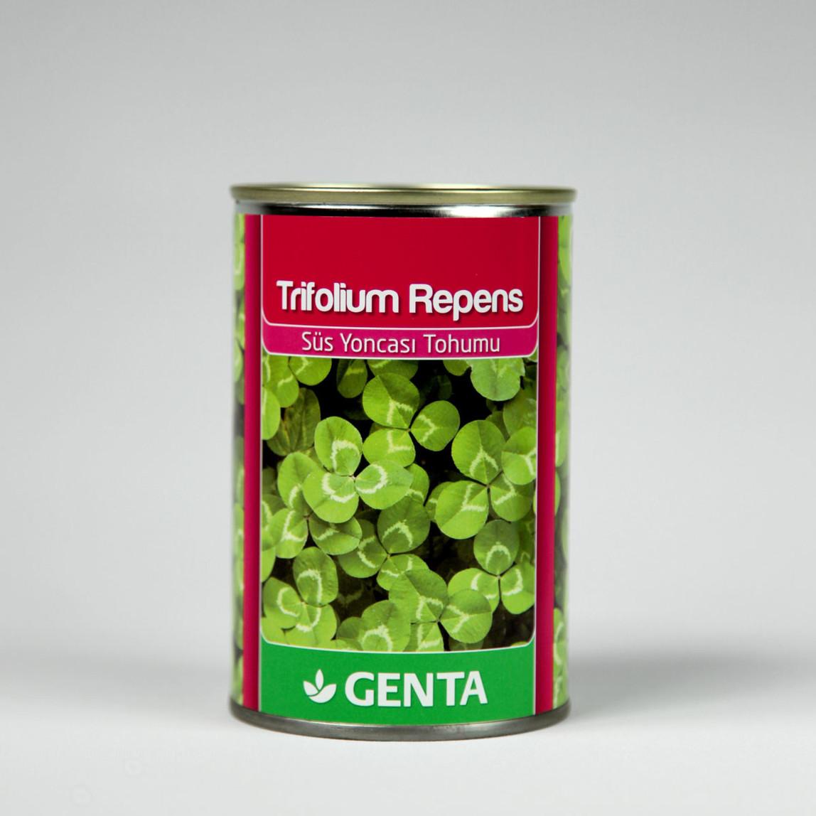Genta Trifolium Repens