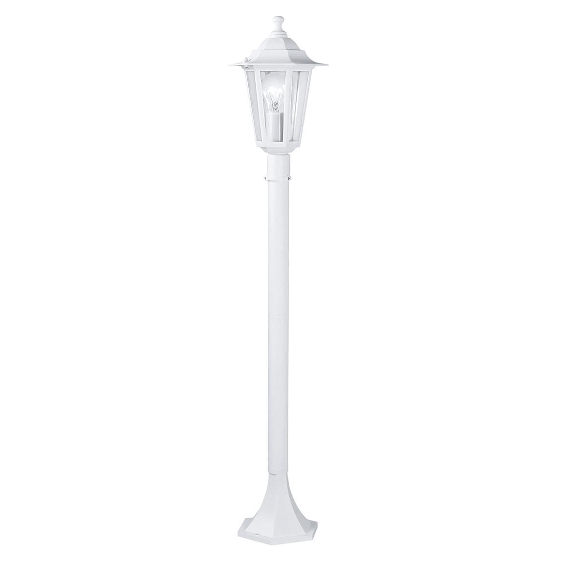 Eglo Laterna 110cm Yol Aydınlatması Beyaz