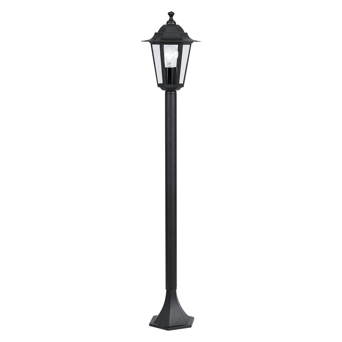 Eglo Laterna 110cm Yol Aydınlatması Siyah