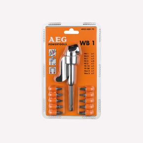 Aeg Wb1 10 Parça Köşe Adaptörü