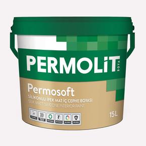 Permosoft İpek Mat İç Cephe Boyası