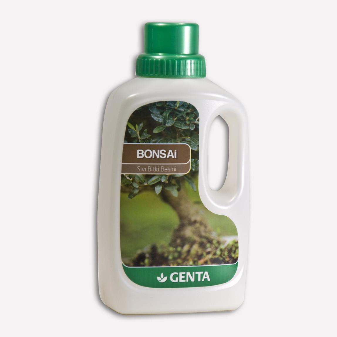 Genta Bonsai için Sıvı Besin