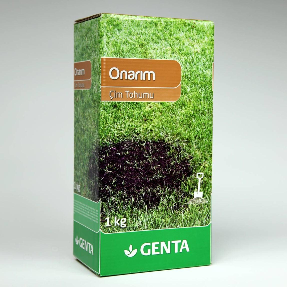 Genta Onarım Çim Tohumu 1 kg