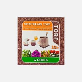 Genta Sıkıştırılmış Torf (Cocopeat)-10 lt