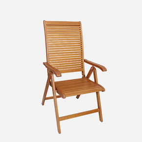 Sunfun Pozisyonlu Ahşap Sandalye