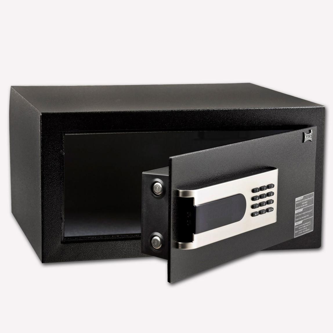 Kale Elektronik Dijital Kasa Antrasit Siyah