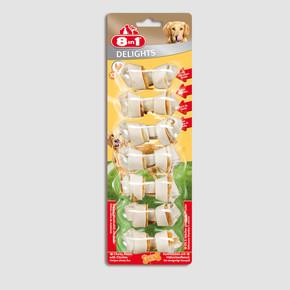 8in1 Delight Bones XS Köpek Ödül Kemiği