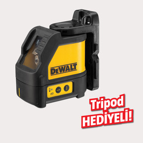 Dewalt DW088K Yatay Dikey Lazer Çizgi Distomat