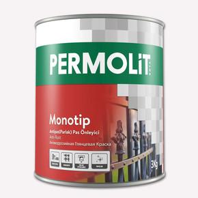 Permolit Monotip Antipas 2,5 Lt Pas Önleyici İlk ve Son Kat Metal Boyası
