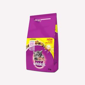 Whiskas Tavuklu Yavru Kuru Kedi Maması 2 kg