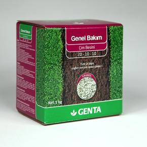 Genta Genel Bakım Çim Gübresi 1 kg