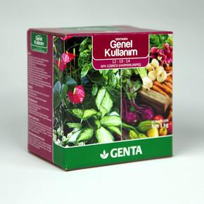 Genta Genel Kullanım Gübresi 1 kg