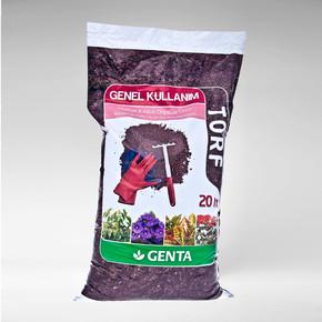 Genta Genel Kullanım Torfu 20 lt