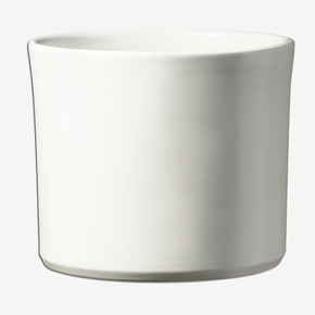 Mıamı Saksı 32Cm Beyaz