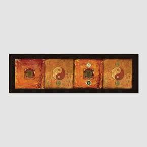 Artprint 20x80 cm Çerçeveli Resim