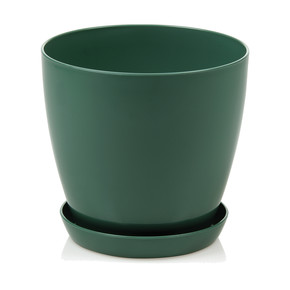 Begonya Saksı Yeşil 1,5lt