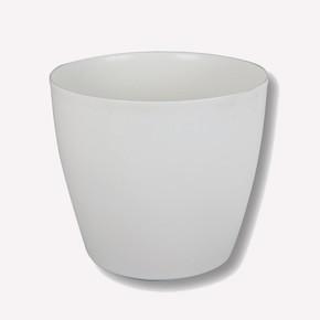 Üçsan Begonya Saksısı Beyaz 35 cm