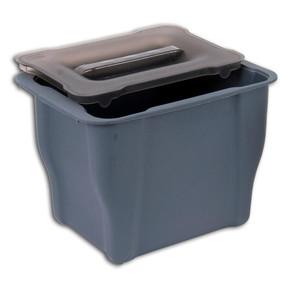 Pelikan Joker Çok Amaçlı Çöp Kovası Antrasit Gri