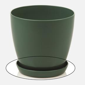 Saksı Tabağı Begonya Yeşil 1,5lt