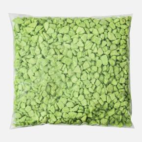 2kg Renkli Taş Yeşil