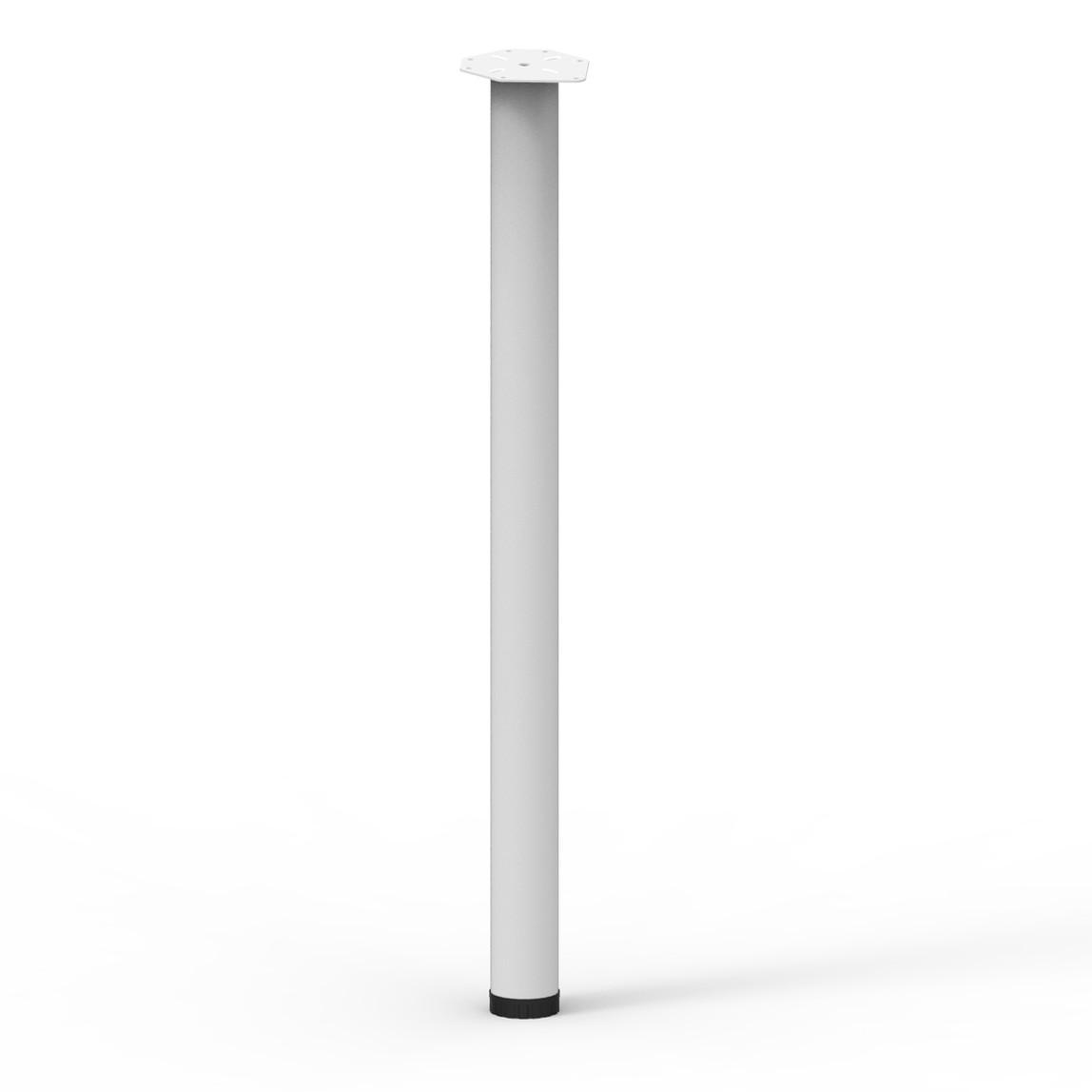 Tempo R60 Masa Ayağı 85 cm Beyaz