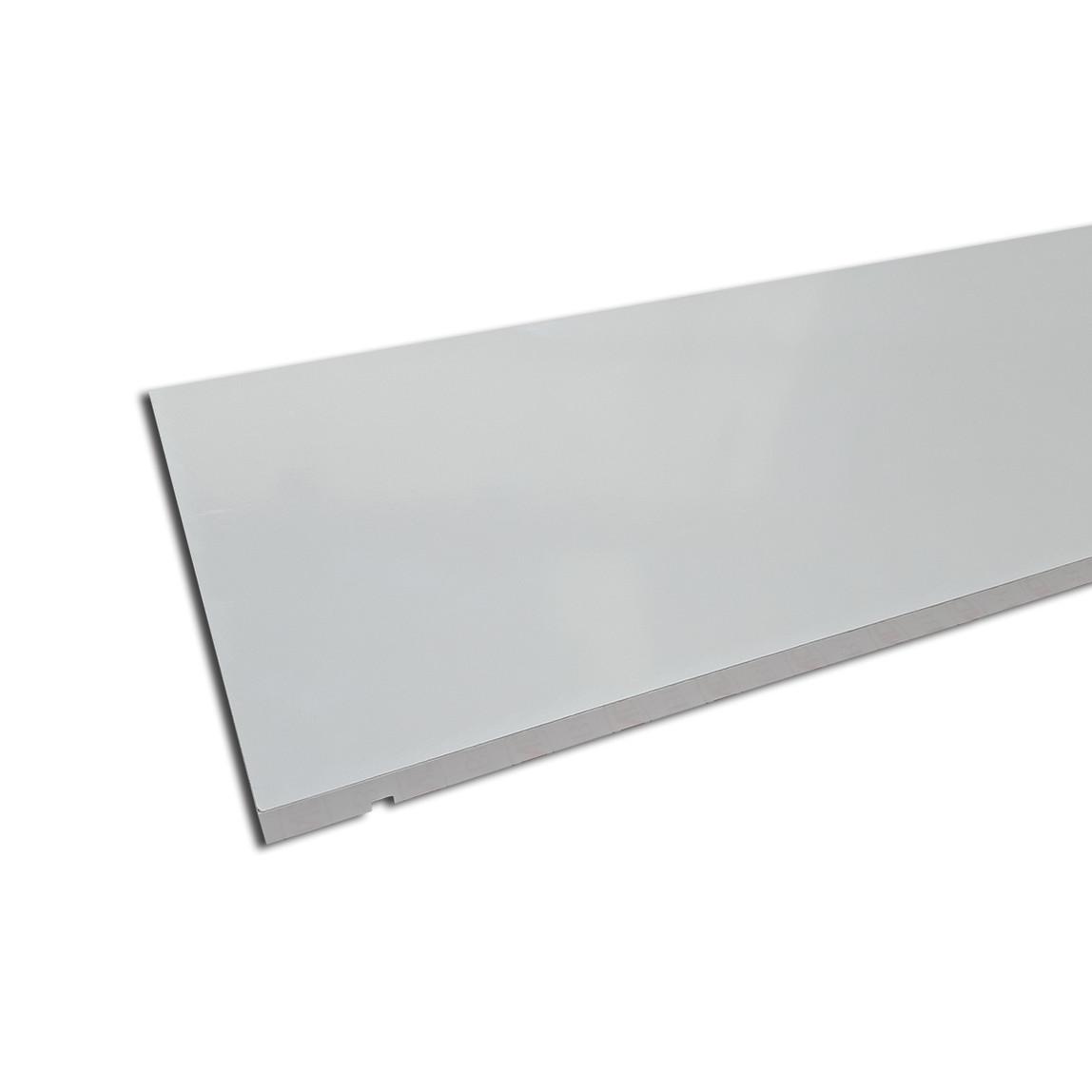 Endpa Ahşap Raf P. Beyaz 20x72 cm
