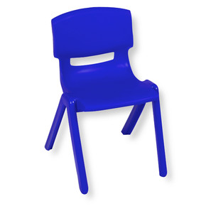 Jumbo Çocuk Sandalyesi Mavi