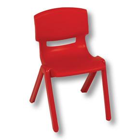 Jumbo Çocuk Sandalyesi Kırmızı