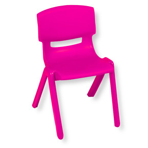 Jumbo Çocuk Sandalyesi (Pembe)
