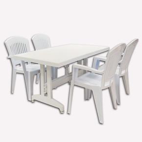 Holiday HK-210 Aspendos Sandalye Beyaz