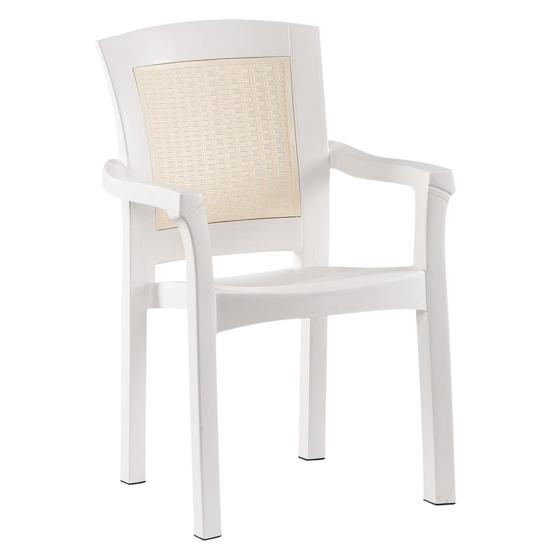 Hk-500 Side Koltuk Beyaz