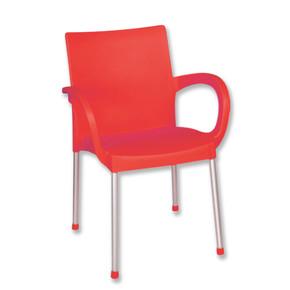 Holiday HK-420 Sümela Sandalye Kırmızı