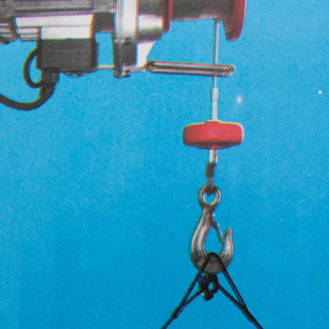 Biglift  MAXVINC 500/1000 Kg 20mElektrikli Vinç