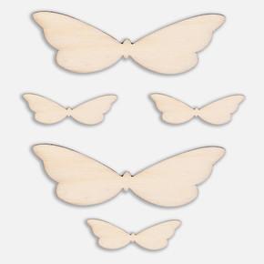Kelebek Büyük 5' li