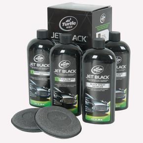 Turtle Wax Jet Black 6'lı Set