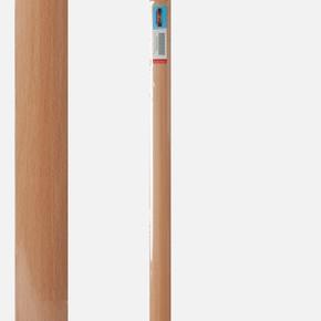 3104 40Mm Gizli Vidalı kot farkı geçiş Profili Kayın 90 Cm