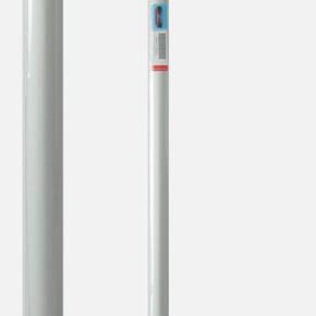 3103 30 mm Gizli Vidalı Geçiş Profili Gümüş 90  cm
