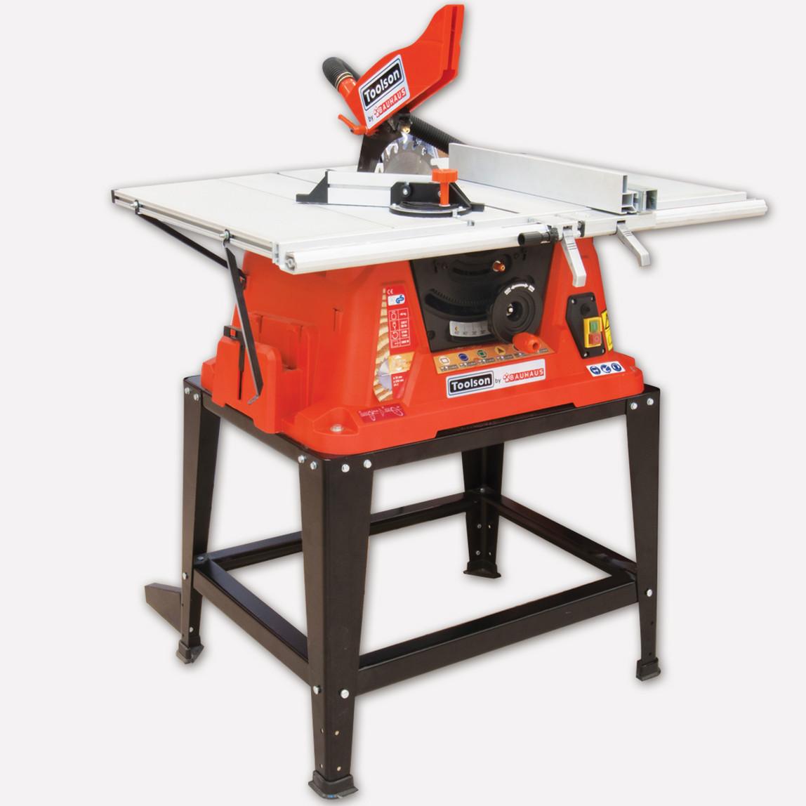 Toolson PRO-TS5000 1800W Lazerli Tezgahlı Daire Testere