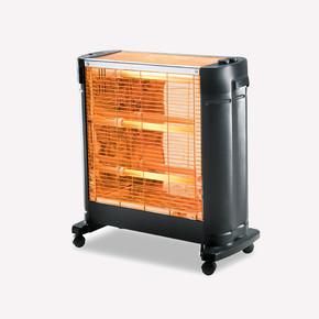 Kumtel KS-2861 Mini Infrared Şömine Tipi Tekerlekli Isıtıcı