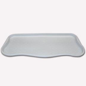 Çok Amaçlı Plastik Altlık Beyaz Büyük