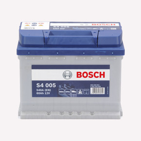 Bosch S4 005 60Ah 12V Oto Akü