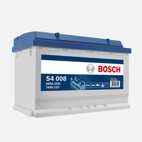 Bosch Marş Aküsü S4 74 Ah