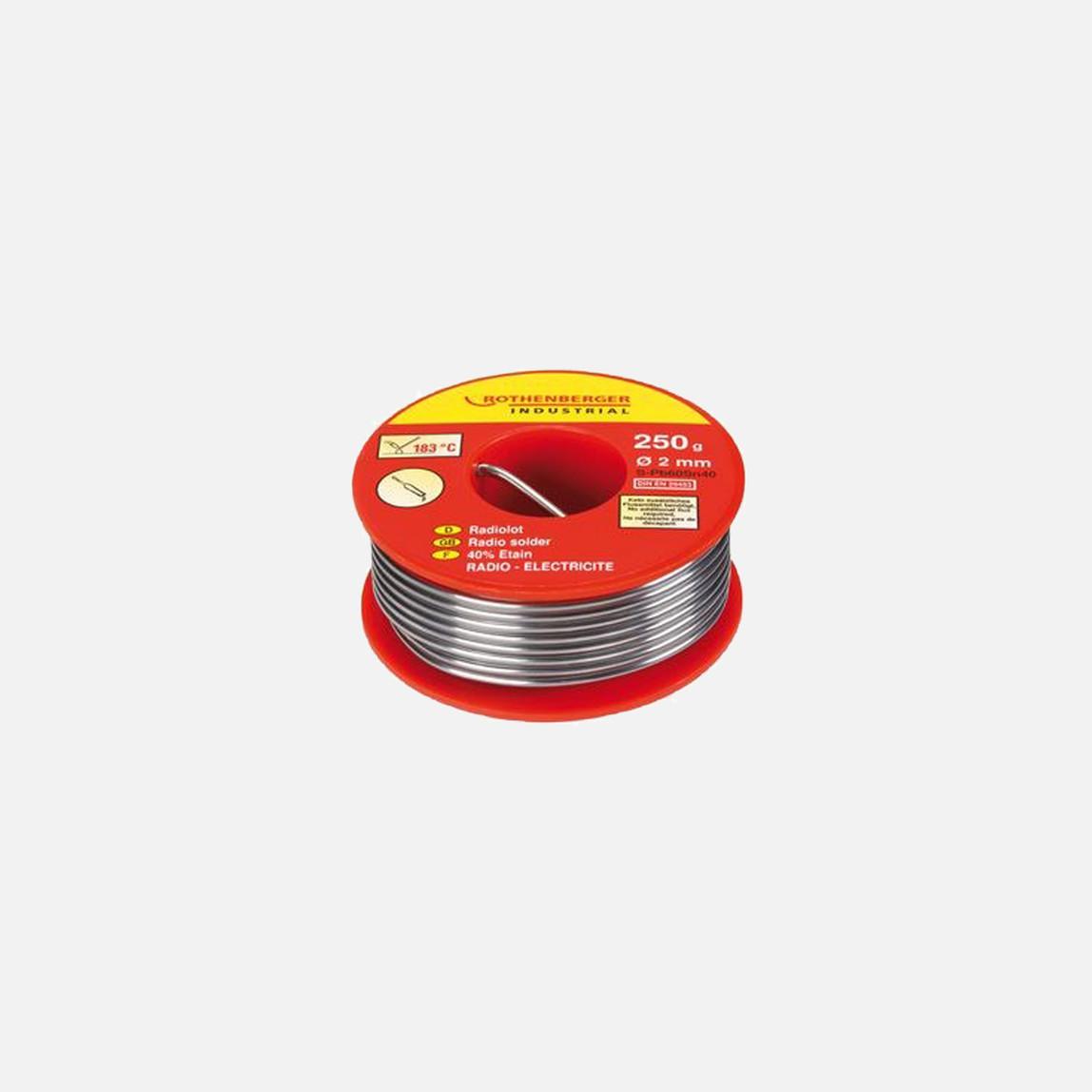 Radiolot - 2 mm 250G