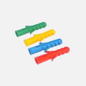 60'Lı Renkli Karışık Dübel