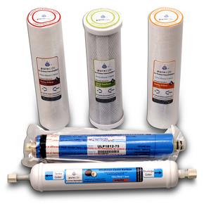 Su Arıtma Cihazı yedek Filtre Seti Toplam 5 Filtre