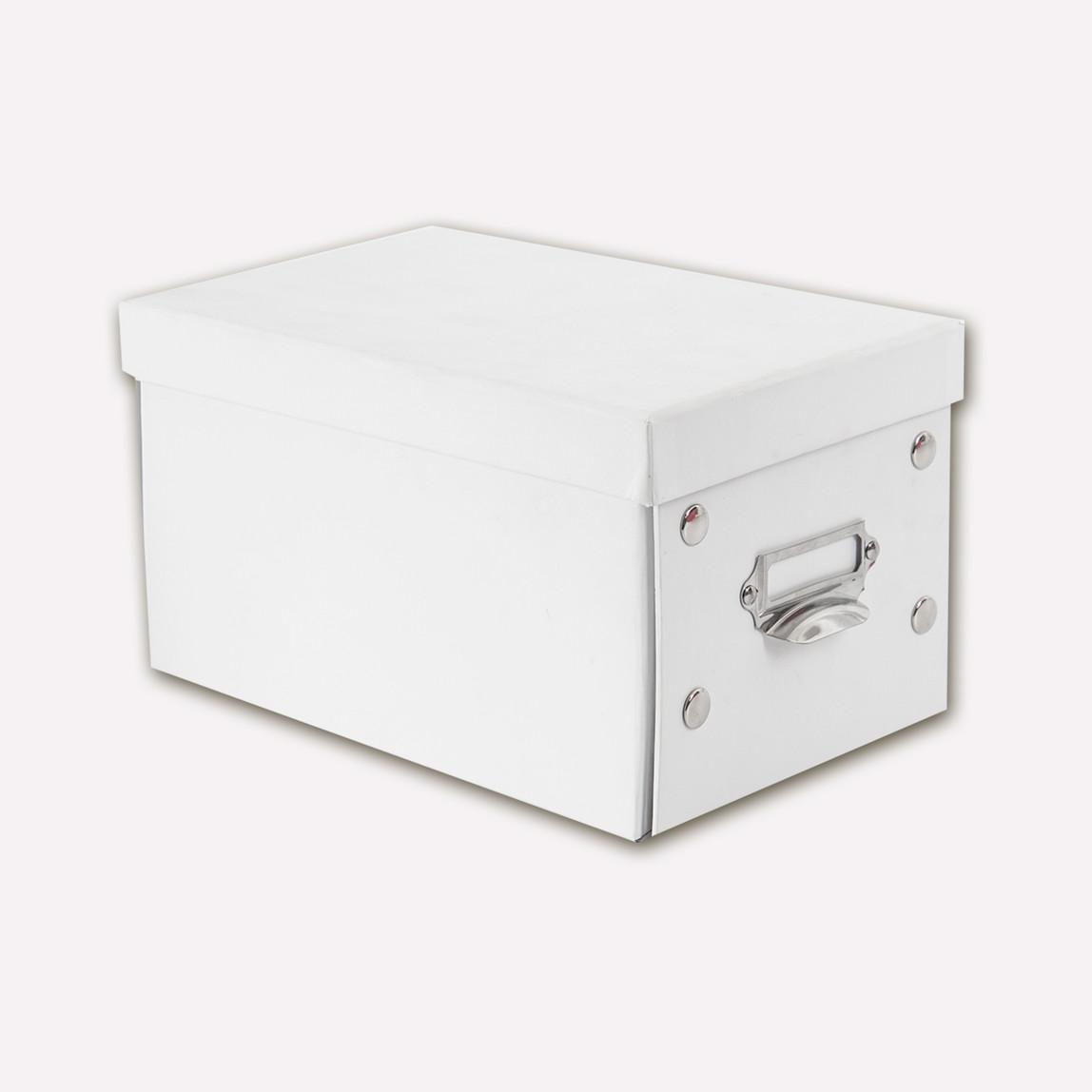 Çok Amaçlı Kutu Medium Beyaz