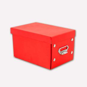 Çok Amaçlı Kutu Medium Kırmızı