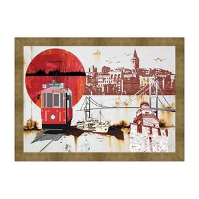 Artprint 35x50 cm Çerçeveli Resim