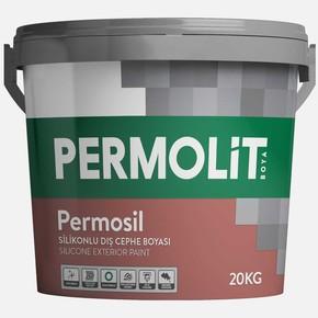 Permosil Silikonlu Dış Cephe Boyası - 301