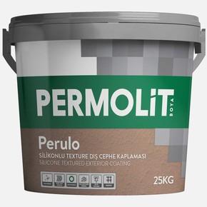 25Kg Perulo Silikonlu Texture Beyaz